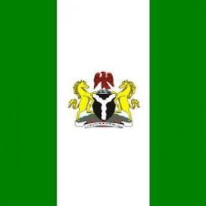 9ja flag +coat of arms