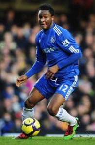 John Mikel Obi (Second Place)