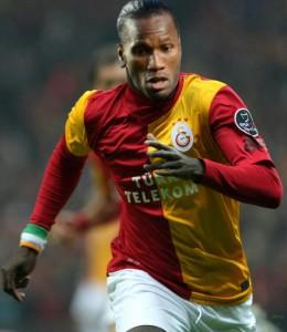 Didier Drogba (Third Place)