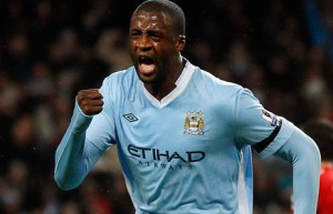 Yaya Toure, CAF African Footballer of The Year, 2013