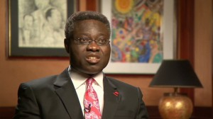 Phillip Oduoza, MD/CEO, United Bank for Africa