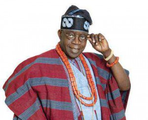 Ahmed Bola Tinubu,APC National Leader