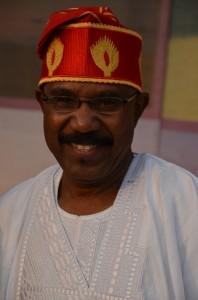 Sen. Dr. Olorunnimbe Mamora.