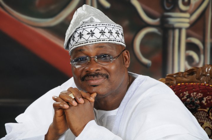 Governor Ajimobi,societyreelnews