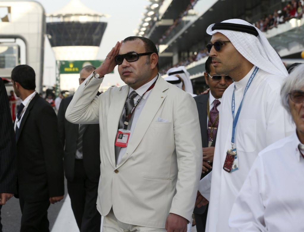 King Mohammed VI,Morocco,societyreelnews