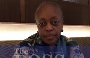 Cancer stricken Diezani