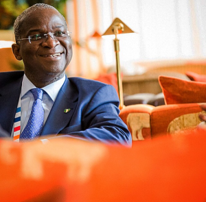 Babatubde Fashola- Minister of Power, Works and Housing