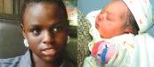 Ese Oruru And Baby