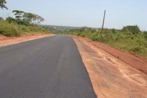 Arandun Rore Ipete road